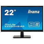 "iiyama 21.5"" LED - ProLite E2283HS-B5"