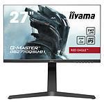 "iiyama 27"" LED - G-Master GB2770QSU-B1 Red Eagle"