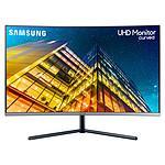 """Samsung 31.5"""" LED - U32R590CWR"""