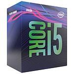 Intel Core i5-9500 (3.0 GHz / 4.4 GHz)